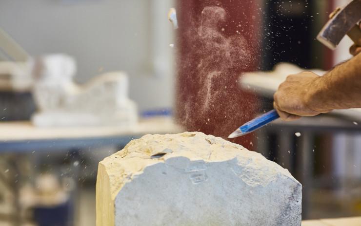 Curso de talla en piedra