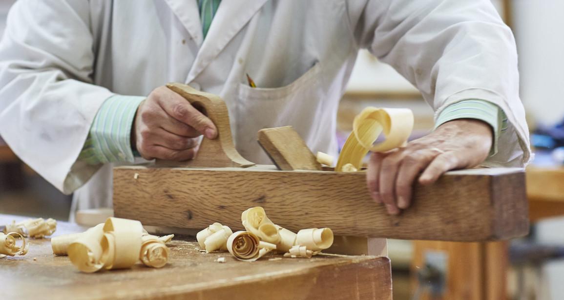 Curso de carpintería y ebanistería