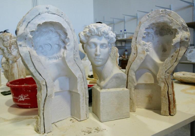 Curso gratuito de moldes para la reproducción de piezas de cerámica