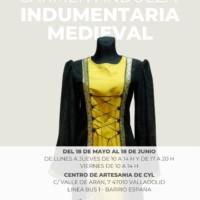 Exposición «Indumentaria medieval»