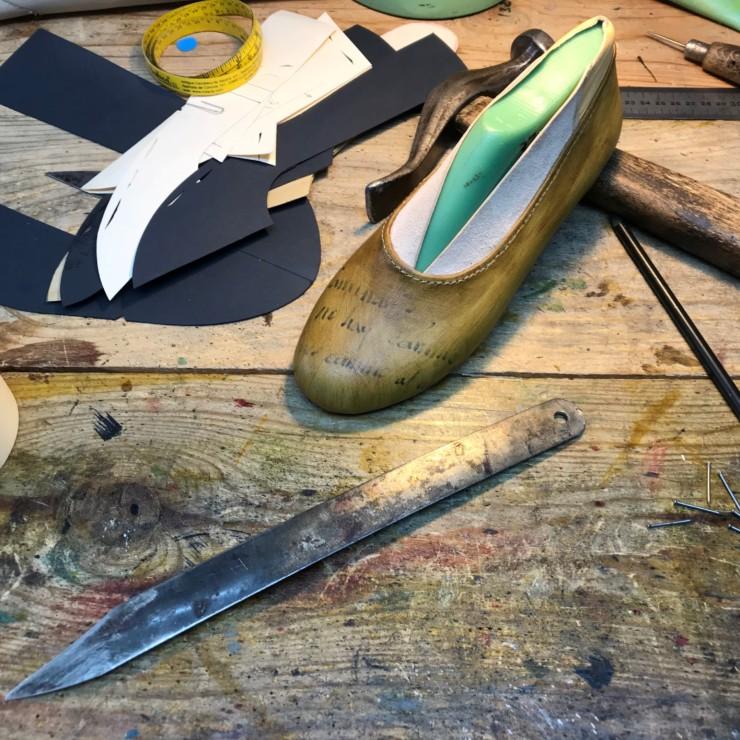 Iniciación a la fabricación de calzado
